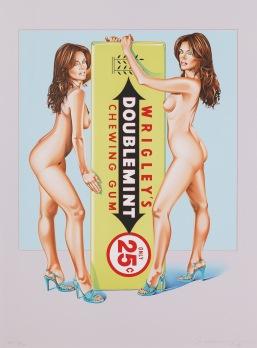 Doublemint Twins