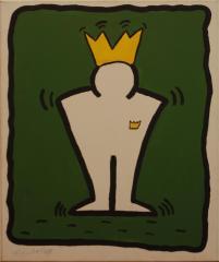 Man of crown